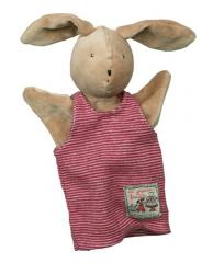 MARIONNETTE LAPIN SYLVAIN MOULIN ROTY