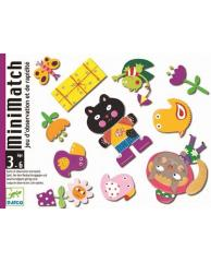 CARTES MINIMATCH DJ