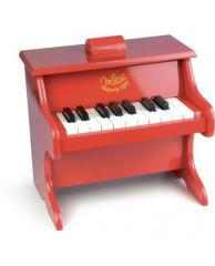 PIANO ROUGE VIL